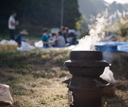 魚沼ゆうきさん収穫祭